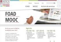 AUF : lancement du nouveau site FOAD-MOOC | S-eL : semaine e-learning | Scoop.it
