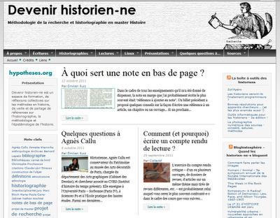 La Boite à Outils des Historiens: Devenir historien-ne : méthodologie de la recherche et historiographie | Faire de l'histoire 2.0 | Scoop.it