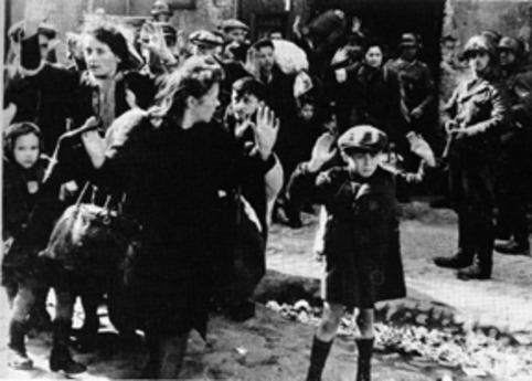 """8 mai, ce jour-là, dans le ghetto de Varsovie   """"Qui si je criais...?""""   Scoop.it"""