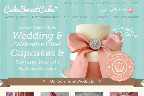 10 Ribbon Inspired Web Design | WebsiteDesign | Scoop.it