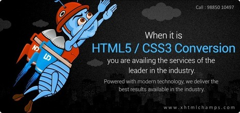 PSD to XHTML Conversion, Xhtml Champs Review: Know more about Joomla CMS Development Strategies | mydesk | Scoop.it