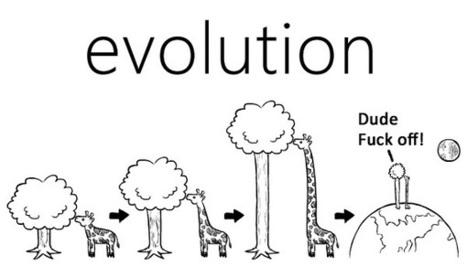 Évolution naturelle ou évolution technologique ?   Association Française Transhumaniste   Post-Sapiens, les êtres technologiques   Scoop.it