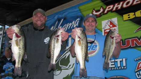 Alabama Bass Trail announces 2015 schedule, major rules changes | Events in Alabama | Scoop.it