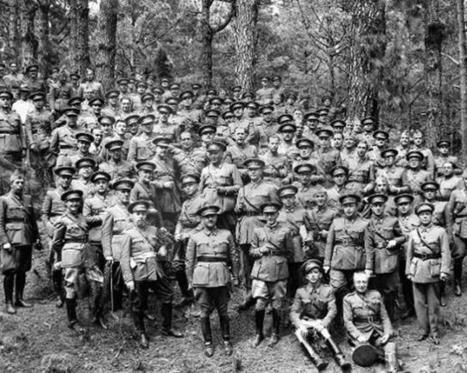 Fotos: Instantáneas de la Guerra Civil española - Los días previos | Enseñar Geografía e Historia en Secundaria | Scoop.it