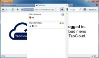 TabCloud :: Add-ons for Firefox & Chrome | RIA | Scoop.it