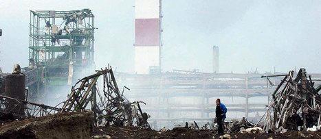 Le bilan de l'explosion | AZF | Scoop.it