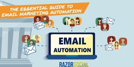 Looking for a detailed guide on email marketing automation? | Email Marketing Tips | Scoop.it