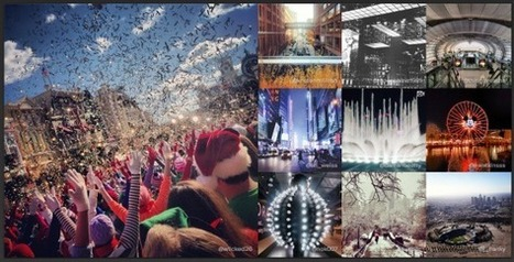 The top locations, photos, and hashtags of 2013 -- as seen on Instagram | Disruptive Innovation | Scoop.it