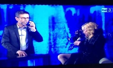 Se Madonna degusta Sassiccaia in tv   Italica   Scoop.it