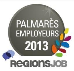 Les meilleurs employeurs 2013, région par région - blog-emploi.com | HR | Scoop.it