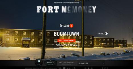 Fort McMoney, le jeu documentaire | #Médias numériques, #Knowledge Management, #Veille, #Pédagogie, #Informal learning, #Design informationnel,# Prospective métiers | Scoop.it