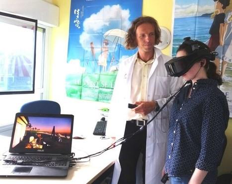 Jeu vidéo et réalité virtuelle : de nouvelles techniques pour ne pas reprendre la clope après le mois sans tabac | SeriousGame.be | Scoop.it