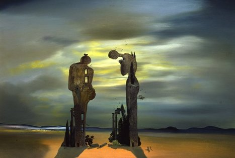 Step Inside a Dalí Painting at This Virtual Reality Exhibit | Géographie et imaginaire | Scoop.it