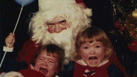 ​11 Insane Things You Didn't Know About Santa Claus | Strange days indeed... | Scoop.it