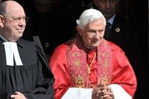 Accueil : L'œcuménisme selon Benoît XVI   Sujets Religieux   Scoop.it