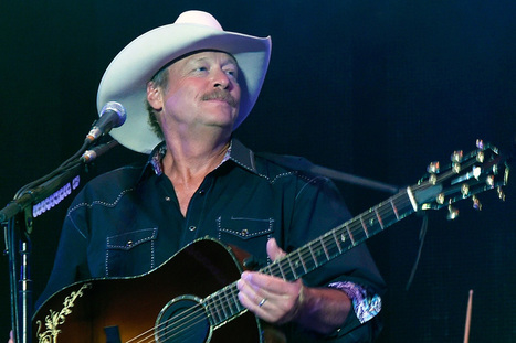 Alan Jackson's 'Angels and Alcohol' Debuts at No. 1 | Country Music Today | Scoop.it