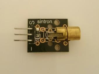 michaelsarduino: Laser Emitter | embedded fun | Scoop.it