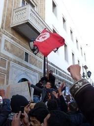 Social Media and the Arab Spring  Zeynep Tufekci ITW by Marco Werman | Twit4D | Scoop.it