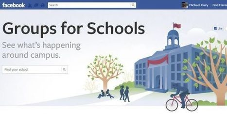 The Ultimate Guide To Facebook's New 'Groups For Schools' | Edudemic | The Best Of Social Media | Scoop.it