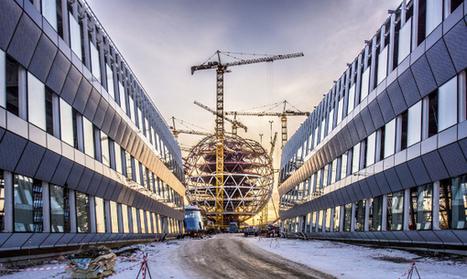 Футуристичен еко град расте насред Казахстан   Just imagine...   Scoop.it