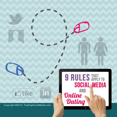 9 Rules That Apply To Social Media & Online Dating | ~Sharing is Caring~ | Scoop.it