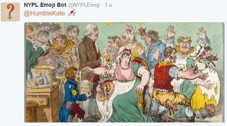 Tweet � of � en de New Yorkse bieb heeft iets voor je   trends in bibliotheken   Scoop.it