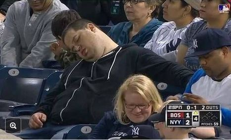 Sleeping Yankees Fan sues ESPN, Major League Baseball & Yankees | Ethics in Sports Wenzel D | Scoop.it