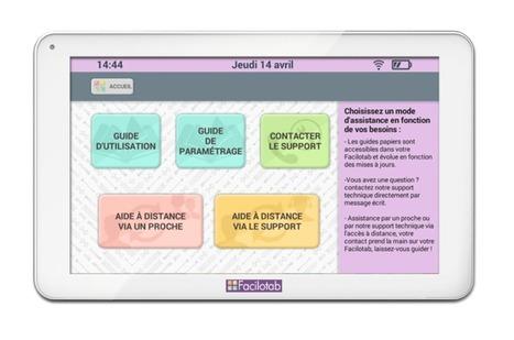 FACILOTAB : La tablette pour séniors est-elle une bonne idée ? - WeAreMobians | Freewares | Scoop.it