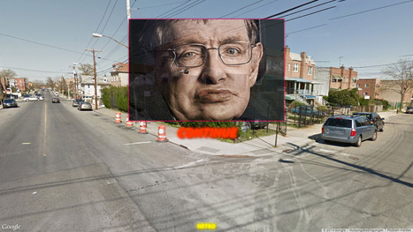 Finally, An Online Game Inside Google Street View | The Creators Project | Interactive possibilities | Scoop.it