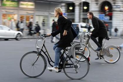 Un plan pour mettre les Français en selle | atelier vélo | Scoop.it