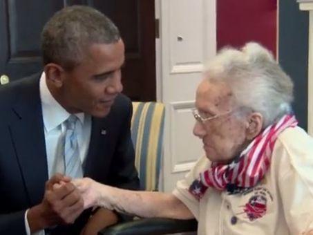 Oldest Female Veteran had Pioneering Spirit | Veterans | Scoop.it
