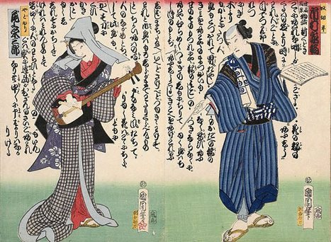 A Guide to the Ukiyo-e Sites of the Internet | Merveilles - Marvels | Scoop.it