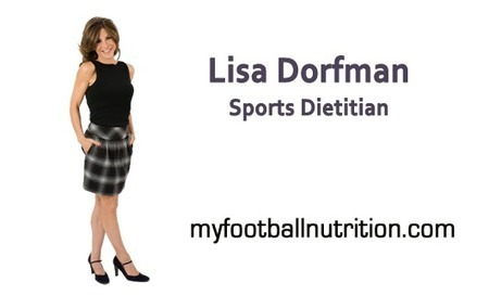 Fueling Football Players: Easy or Hard? - My Sports Dietitian Connect | Football Nutrition | Scoop.it