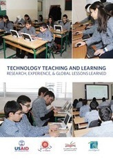 Technology Teaching and Learning Global Lessons Learned | EDC, Inc. | Learning Technology News | Scoop.it