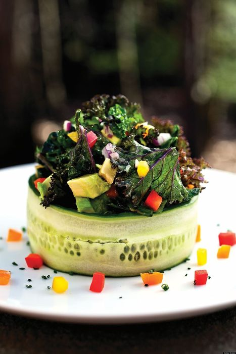 Meatless Monday: Kale-Crazy With Chad Sarno | Essentially Good Information | Scoop.it