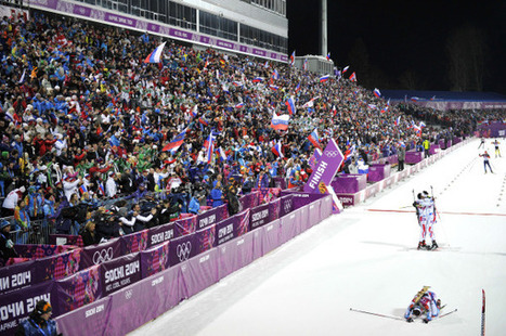Sochi Winter Olympics 2014: One Million Tickets ... - Sports - TIME.com | Sports Facility Management 4171527 | Scoop.it