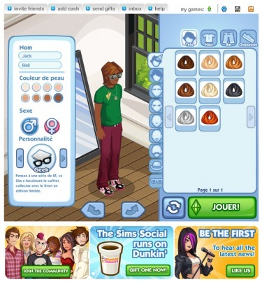 Electronic Arts' The Sims Social is now live | Entrepreneurship, Innovation | Scoop.it