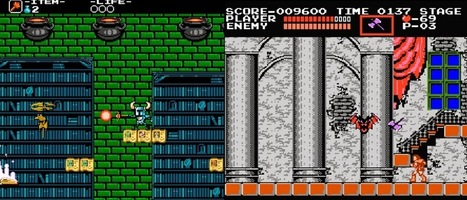 Shovel Knight takes the whip from the 8-bit days and gives it a 1UP ~ Konami Games News and Information Blog | Konami Games News and Information Blog | Scoop.it