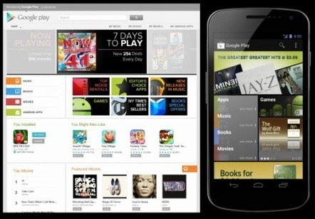 Google announces 'Google Play', its move to unify all multimedia content on Android and the Web | MUSIC:ENTER | Scoop.it
