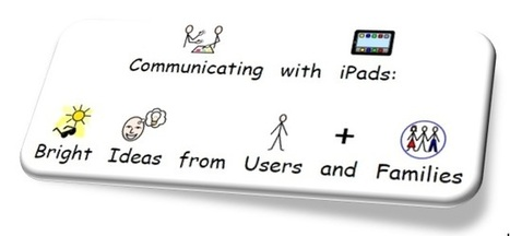 Communicating with iPads: Let's talk about my Christmas presents.....   AAC: Augmentative and Alternative Communication   Scoop.it