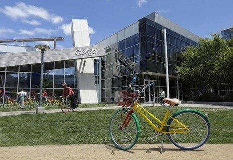 Can Google's Great New Bike Plan Turn Silicon Valley Into Copenhagen? | Urban Intelligence in Cities | Scoop.it