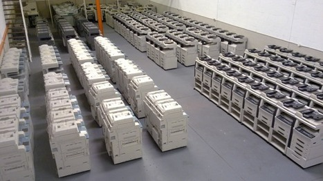 Used Copier, Canon Copier for Sale, Used Copy Machines | Used Copiers | Scoop.it