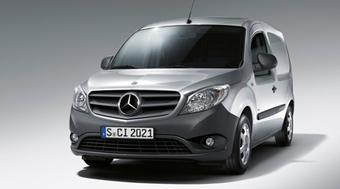 La Mercedes Citan recibe tres estrellas EuroNCAP | Areavan | Scoop.it