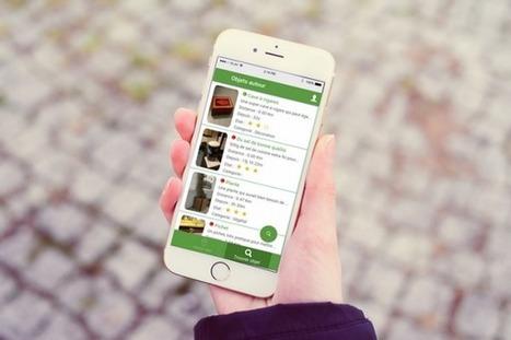 SmartCycle : une application pour donner une seconde vie à vos objets   EFFICYCLE   Scoop.it