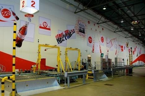 Coca-Cola duurzamer met automatisch opslagsysteem - Logistiek Totaal | Showcase ICT & e-skills | Scoop.it