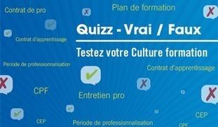 CPF, Entretien pro, CEP... Tous les Quizz Opcalia pour maîtriser la réforme - Opcalia | Culture Mission Locale | Scoop.it