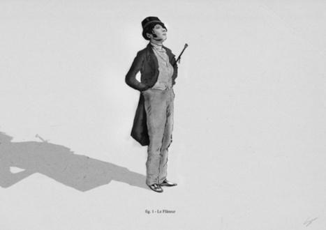 Paris Review – In Praise of the Flâneur, Bijan Stephen | French literature | Scoop.it