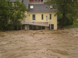 Blurt: The Seven Days Staff Blog: Irene's Impact on Vermont: A Crowdsourced Map of Storm Photos and Videos (Updated) | #vtirene | Scoop.it