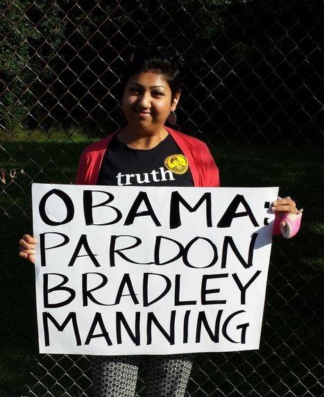 President Obama, Commute Manning's Sentence to Time Served   Peer2Politics   Scoop.it