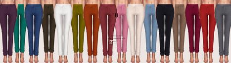 -Thalia Heckroth- Aerin Leggings for Maitreya Lara   亗  Second Life Fashion Addict  亗   Scoop.it
